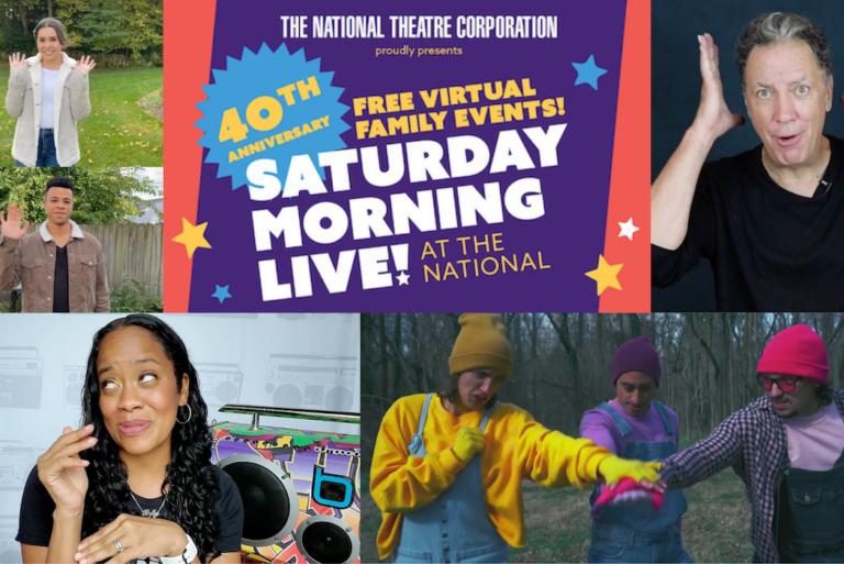 Recap: First Virtual Season of Saturday Morning Live!